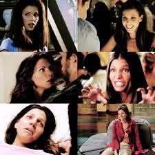 giorno Fifteen: preferito female character growth arc Cordelia Chase