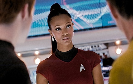 [b]Day Twelve: [u]Favorite female character in a movie.[/u][/b] [b]Lieutenant Nyota Uhura[/b] ([i]St