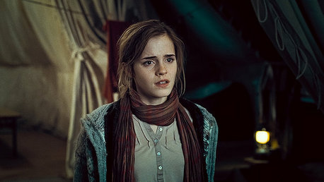 [b]Day Thirteen: [u]Favorite female character in a book.[/u][/b]  [b]Hermione Granger[/b] ([i]Harry P
