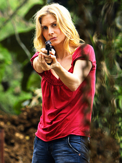 Day Two:  Favorite supporting female character - Juliet Burke (Lost)