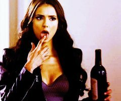 Day Seven:<br /> A female character that needs more screen time - Katherine Pierce