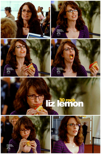 Day Eight<br />  Favorite female character in a comedy show -  Liz Lemon (30 Rock)