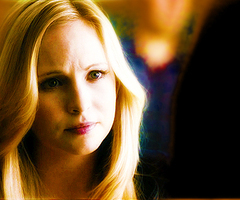 Day Ten: <br /> Favorite female character in a scifi/supernatural show - Caroline Fobes(TVD)
