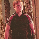 Tag one. Favorit Character- Peeta !!