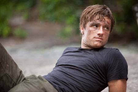 Tag 1 Peeta... he's just so adorable and romantic.