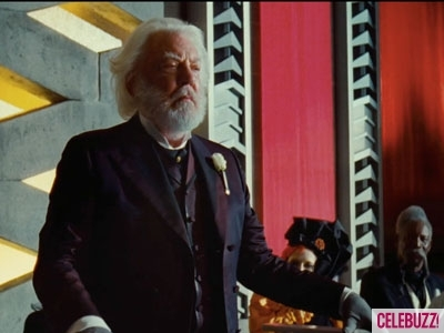 Tag Two: Least Favorit Character- President Snow