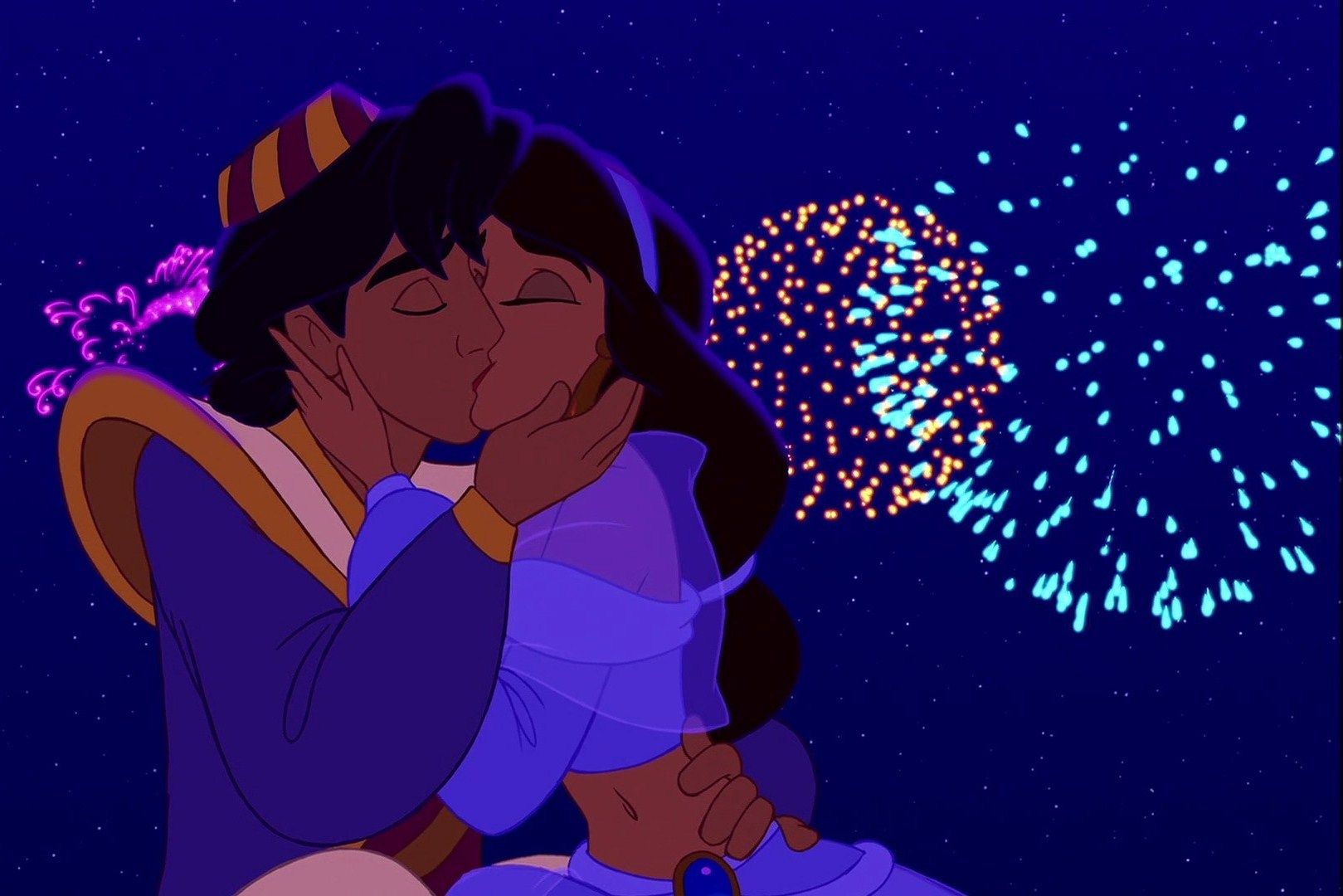 is Aladdin and Jasmine s Aladdin And Jasmine Balcony