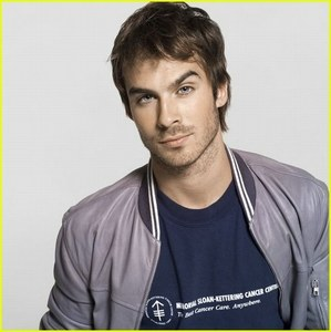 Day 04 - Hottest actor  Ian Somerhalder