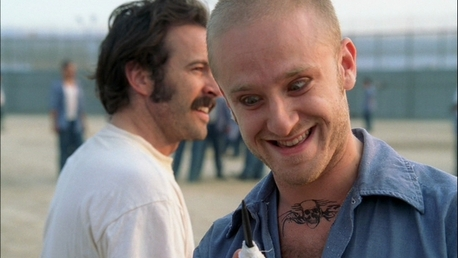 dia 02 - favorito guest estrela for an episode Ben Foster in the My Name is Earl episode [i]'My Name Is