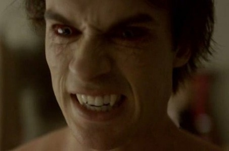দিন 06 - পছন্দ Vampire DAMON SALVATORE <i>(The Vampire Diaries)</i>