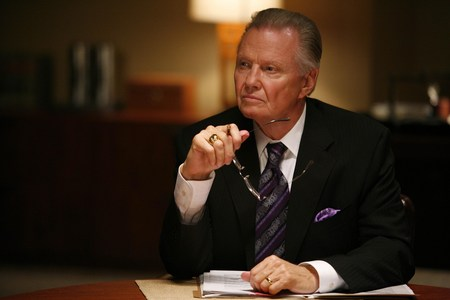 Day 03 - Favorite guest star for a season  No doubt about it, this goes to Jon Voight who was in seas
