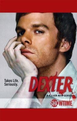 dia 07 - favorito Serial Killer dexter morgan