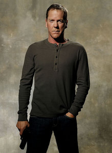 dia 04 - Hottest actor KIEFER SUTHERLAND