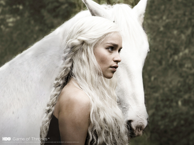 Day 09 - Favorite President or King or other similar character  Daenerys Targaryen