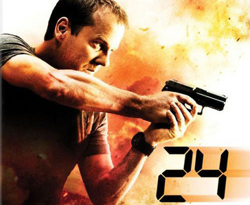 Day 08 - Favorite Cop  JACK BAUER <i>(24)</i>