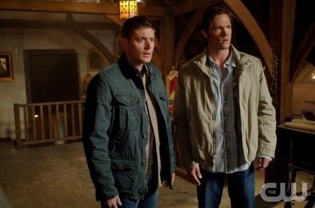 Day 10 - Favorite siblings  Sam and Dean Winchester