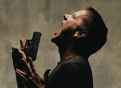 Day 08 - Favorite Cop or Detective or other similar character  JACK BAUER  That is all.