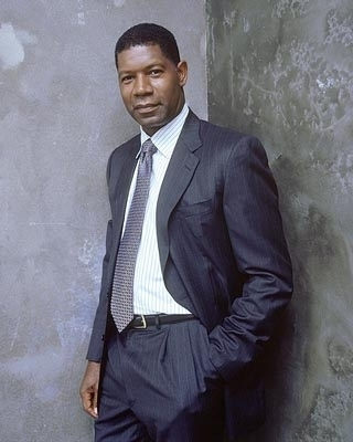 Day 09 - Favorite President or King or other similar character  David Palmer of course! Nobody else c