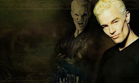 دن 06 - پسندیدہ Vampire یا Werewolf یا Angel یا other supernatural character Spike