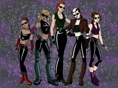 Sawyer Rules!! دن 18 - پسندیدہ animated دکھائیں X-MEN: EVOLUTION (Huge X-Men Fan)
