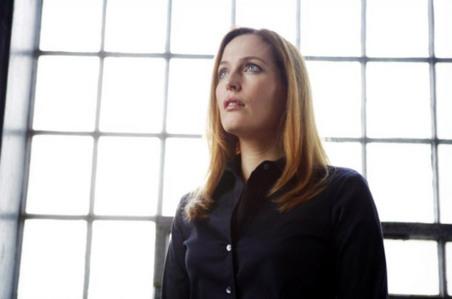 دن 08 - پسندیدہ Cop یا Detective یا other similar character Dana Scully