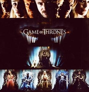 日 15 - お気に入り medieval drama Game of Thrones