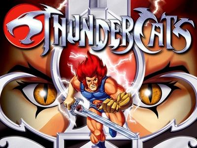 دن 18 - پسندیدہ animated دکھائیں (excluding sitcoms) Thundercats.