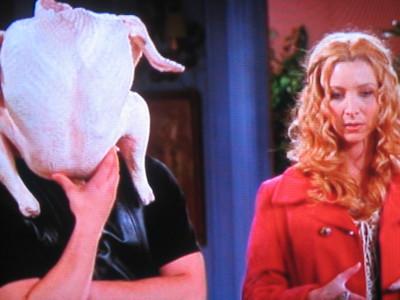 日 20 - お気に入り クリスマス (or Thanksgiving または the like) episode フレンズ - TOW All the Thanksgiving