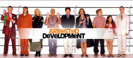 دن 01 - پسندیدہ sitcom Arrested Development, and Community's a close second.