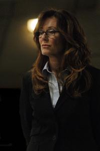 دن 09 - پسندیدہ President یا King یا other similar character Laura Roslin