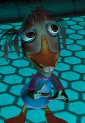Is this a screencap form Chicken Little? 