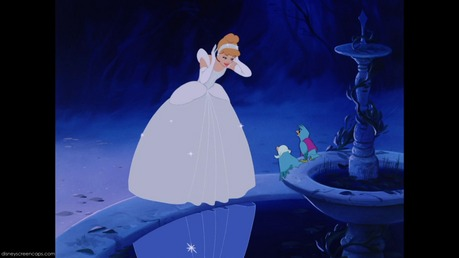 Cinderella is my favorite female character from her movie.