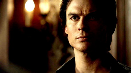 日 1: [u]Favorite Male Character[/u] [b]Damon Salvatore[/b]