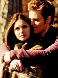 日 3: 最喜爱的 couple? Tough to chose just one because I 爱情 so many couples on TVD, but Stelena is