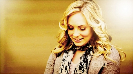 día 2: favorito! female character? Caroline Forbes always & forever <3
