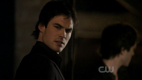 日 1: 最喜爱的 male character? Damon Salvatore