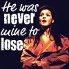 2) Sad - <a href=&#34;http://www.youtube.com/watch?v=VjfmP7h3gBw&#34;>Eponine</a> (lyric from <a href=&#34;http:/