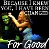 7) Duet - Galinda and Elphaba, <a href=&#34;http://www.youtube.com/watch?v=HEnQY_66GZc&#34;>For Good</a>