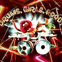 Drums [Animal Eat Drums!]