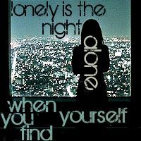 Night [Lonely is the Night by Billy Squier]