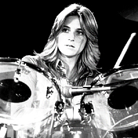 4 - Drums [i](Sandy West of The Runaways)[/i]