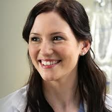 dag 2: Well, it was Izzie but now it's Lexie:)
