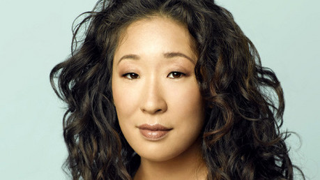 10. Hmmm...........probably Sandra Oh