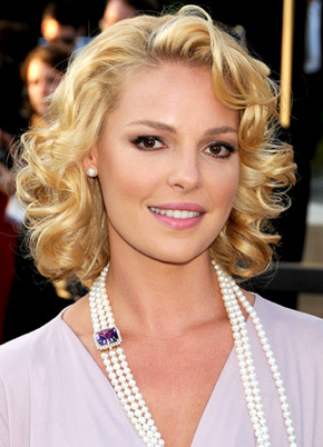 dag 10: Katherine Heigl I love many of her films for example 27 Dresses, Life as we know it and The