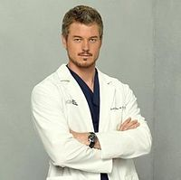 dag 1 : favoriete male character : Mark Sloan of course ;D