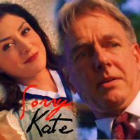 Theme #7: Last Scene // Kate & Gibbs