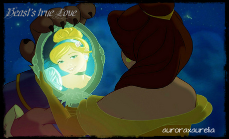 My favoriete character is Beast. I also love Belle, Cinderella, and Meg; as close close behind. Althou