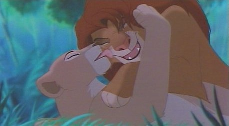 I 사랑 this scene and song! and can't 당신 just feel the 사랑 between Simba and Nala?