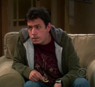 [b]Day 2: [u]Favorite recurrent guest male character.[/u][/b] [i]Dr. Barry Kripke[/i] I also 愛 W