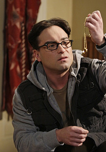 [b]Day 10: [u]Male character with the best dialogue lines.[/u][/b] [i]Dr. Leonard Hofstadter[/i] :)